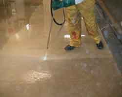 Concrete Cleaning in Paramus, NJ