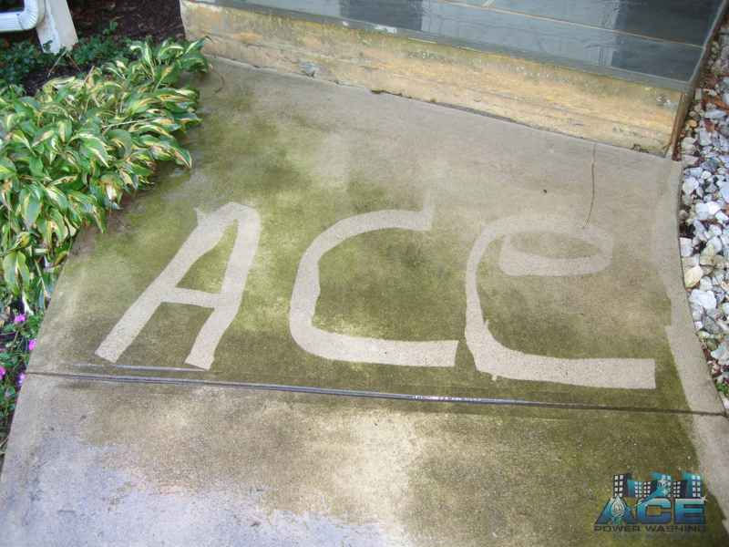Power Washing concrete services in Ridgewood, NJ