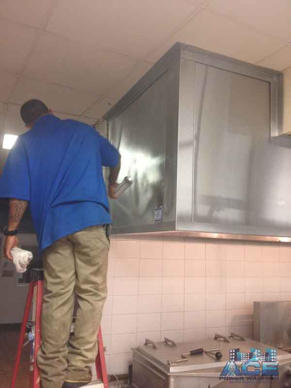 Kitchen Hood Cleaning in Newark, NJ