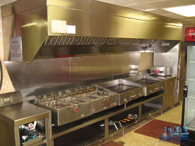 Kitchen Exhaust Hood Cleaning in Bergen County, NJ