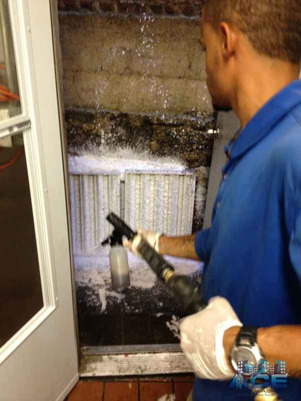 Grease Filter Foaming in Paterson, NJ