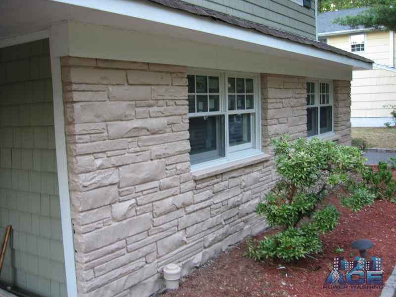 More Exterior Brick Painting in Scotch Plains, NJ