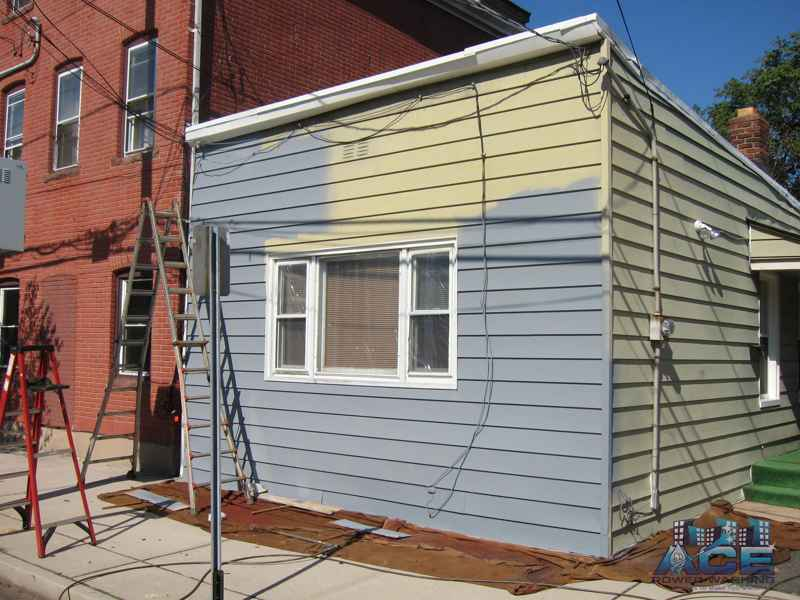 Painting of Aluminum Siding in Lodi, NJ
