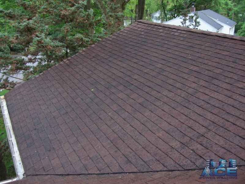 Roof Cleaning in Woodcliff Lake, NJ